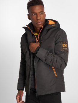 Jack & Jones Winter Jacket jcoTen black