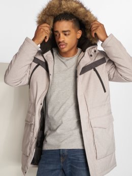 Jack & Jones Winter Jacket jcoEarth gray