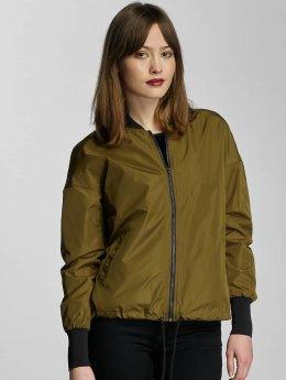 JACQUELINE de YONG Bomber jacket jdyBeverly olive