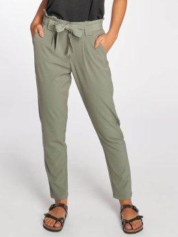 JACQUELINE de YONG Chino pants jdyDakota green