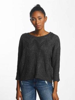 JACQUELINE de YONG Pullover jdyRosanna Knit gray