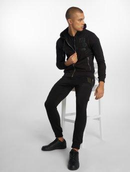 John H Suits Sweat black