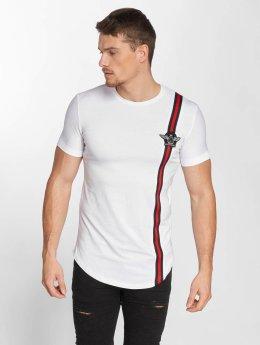 John H T-Shirt Wing Logo white