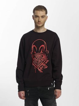 Joker Pullover Clown Brand  black