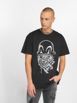 Joker T-Shirt Clown Brand black
