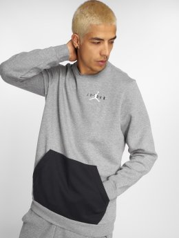 Jordan Pullover Jumpman Air Graphic Fleece gray