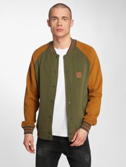 Just Rhyse Chitina College Jacket Olive Curry