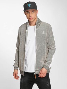Just Rhyse Hot Springs Zip Hoody Grey