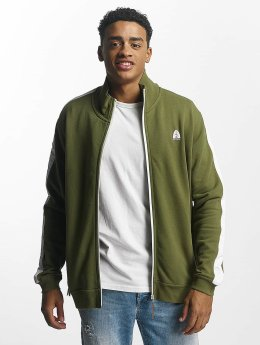 Just Rhyse Hot Springs Zip Hoody Olive