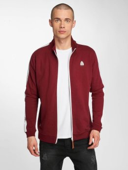 Just Rhyse Hot Springs Zip Hoody Burgundy