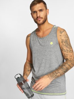Just Rhyse Tank Tops Perth Active gray