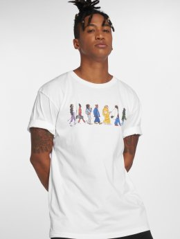 K1X T-Shirt Evolution Of A Rapper white