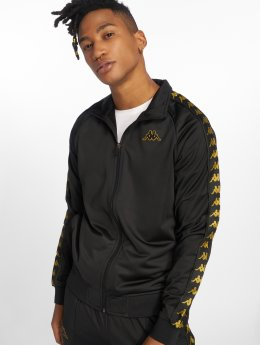 Kappa Lightweight Jacket Banda Anniston black
