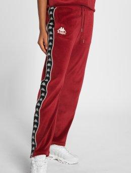 Kappa Sweat Pant Diana red