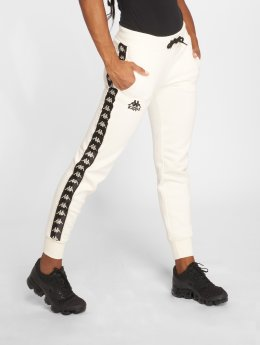 Kappa Sweat Pant Dea white