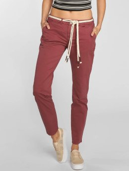 Khujo Chino pants Suvi red