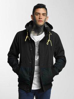 Khujo Darven Jacket Black Denim