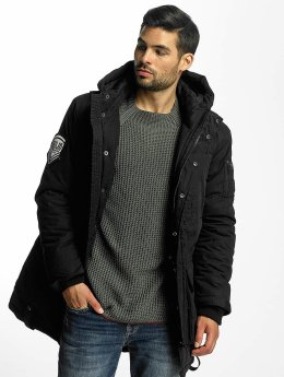Khujo Winter Jacket Samuel black