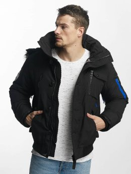 Khujo Winter Jacket Vasco black