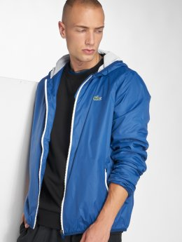 Lacoste Lightweight Jacket Transition blue