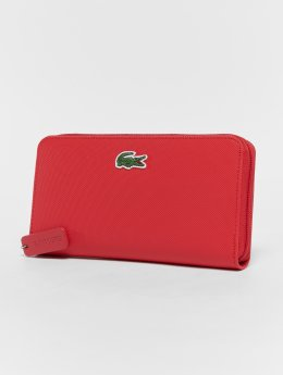 Lacoste Wallet L.12.12 Concept red