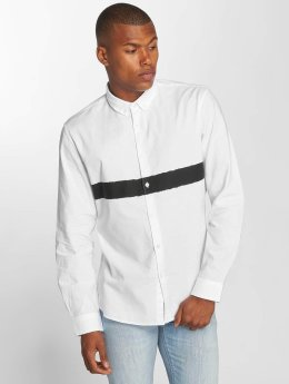 Lee Shirt Slim Button Down white