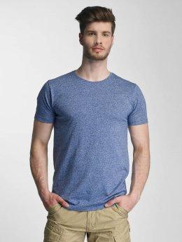 Lindbergh T-Shirt Mouline blue