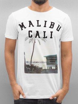 Lindbergh T-Shirt Photo Print white