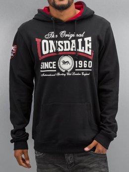 Lonsdale London Hoodie Wells  black