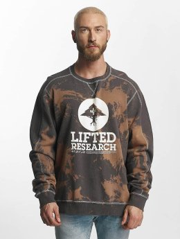 LRG Pullover Grease Monkey gray