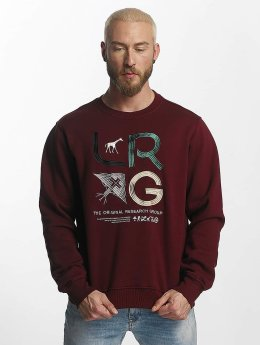 LRG Pullover Research Collection red