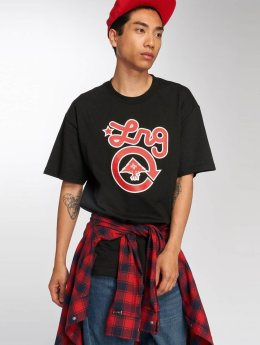 LRG T-Shirt Rasta Western black
