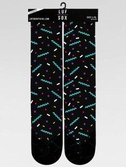 LUF SOX Socks Classics Confetti black