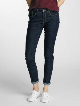 Mavi Jeans Adriana Mid Rise Super Skinny Jeans Rinse Rome Str