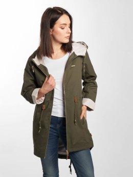 Mazine Lightweight Jacket Harlow olive