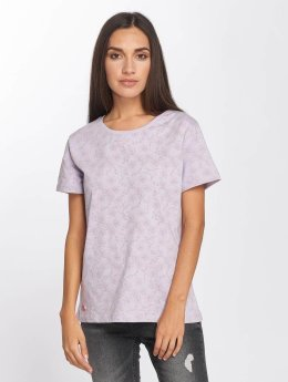 Mazine T-Shirt Flora  purple