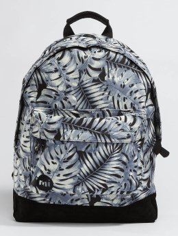 Mi-Pac Backpack Premiums Tropical Leaf gray
