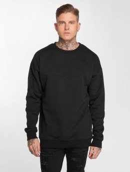 Mister Tee Pullover Embossed Compton black