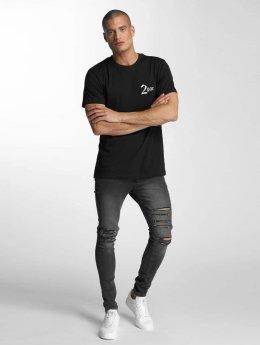 Mister Tee T-Shirt Tupac Makaveli black