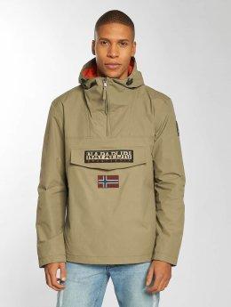 Napapijri Lightweight Jacket Rainforest khaki