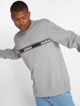 Napapijri Pullover Buena Fleece gray