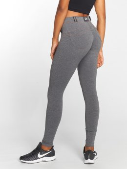 Nebbia Leggings/Treggings Bubble Butt gray