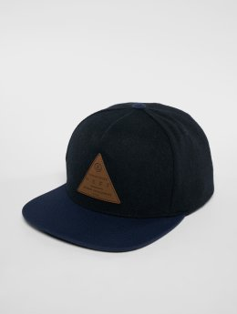 NEFF Snapback Cap Melton blue