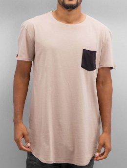 NEFF T-Shirt Bosley Pocket beige