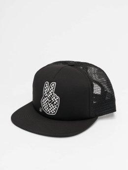 NEFF Trucker Cap Peace  black