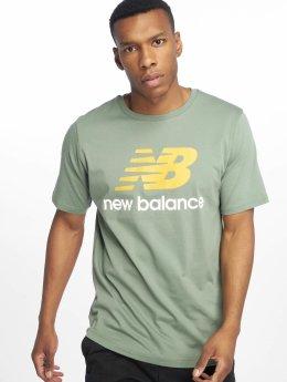 New Balance T-Shirt MT83530  green