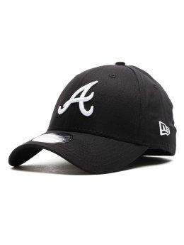 New Era 5 Panel Cap 39Thirty League Basic Atlanta Braves black
