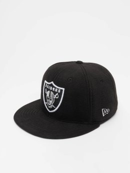 New Era Fitted Cap NFL Wintr Utlty Micro Fleece Oakland Raiders 59 Fifty black