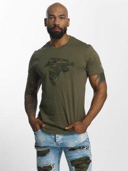 New Era T-Shirt NFL Camo Atlanta Falcons olive