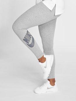 Nike Leggings/Treggings Club Futura gray
